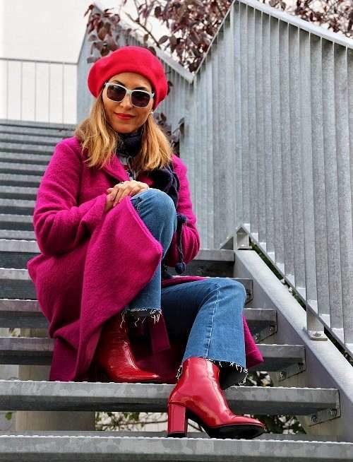 Colourmix outfit