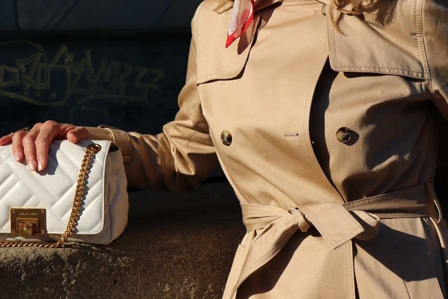 The timless trench coat