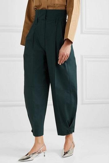 plated pants