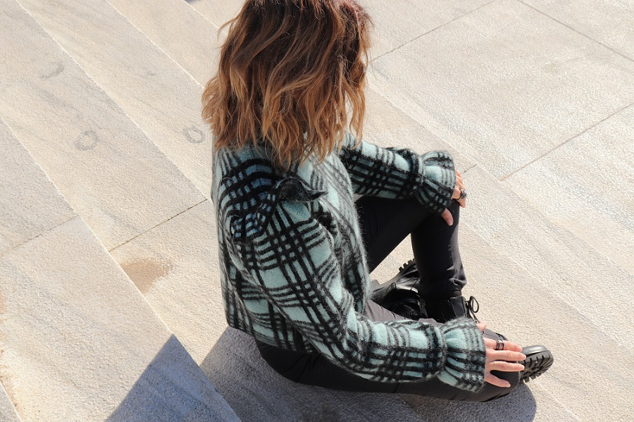 Oversized pullover