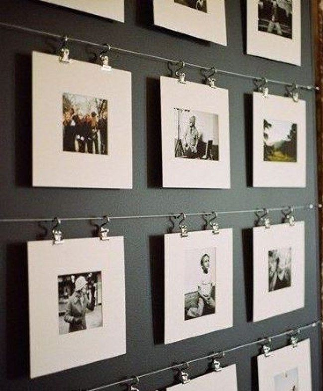 photos wall gallery