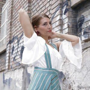 Πως να φορέσεις την σαλοπέτα φούστα