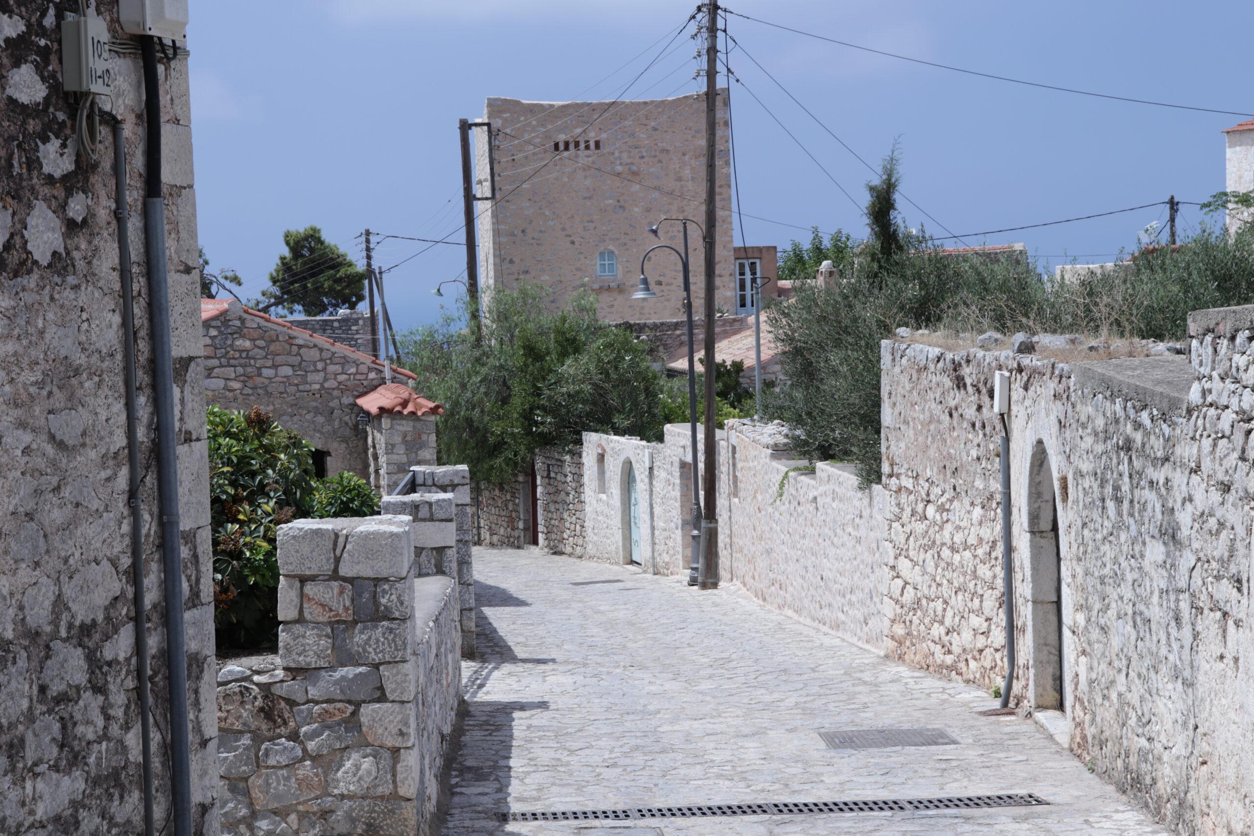 Areopoli-Mani