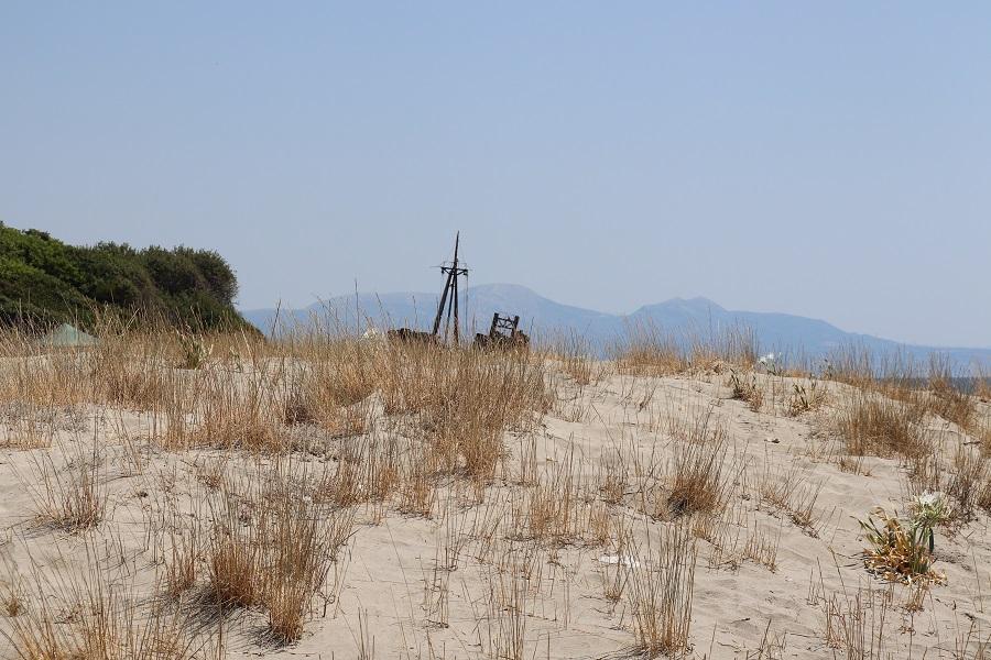 Valtaki beach